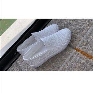 Michael Kors Shoes - White Michael Kors Women Shoes